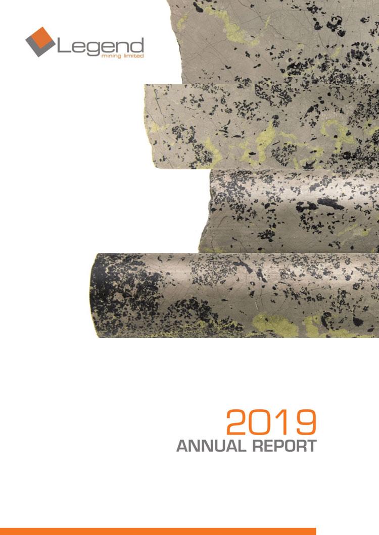 Legend Mining Annual Report