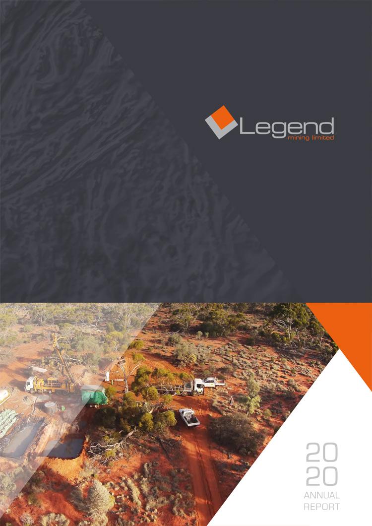 Legend Mining Annual Report 2020